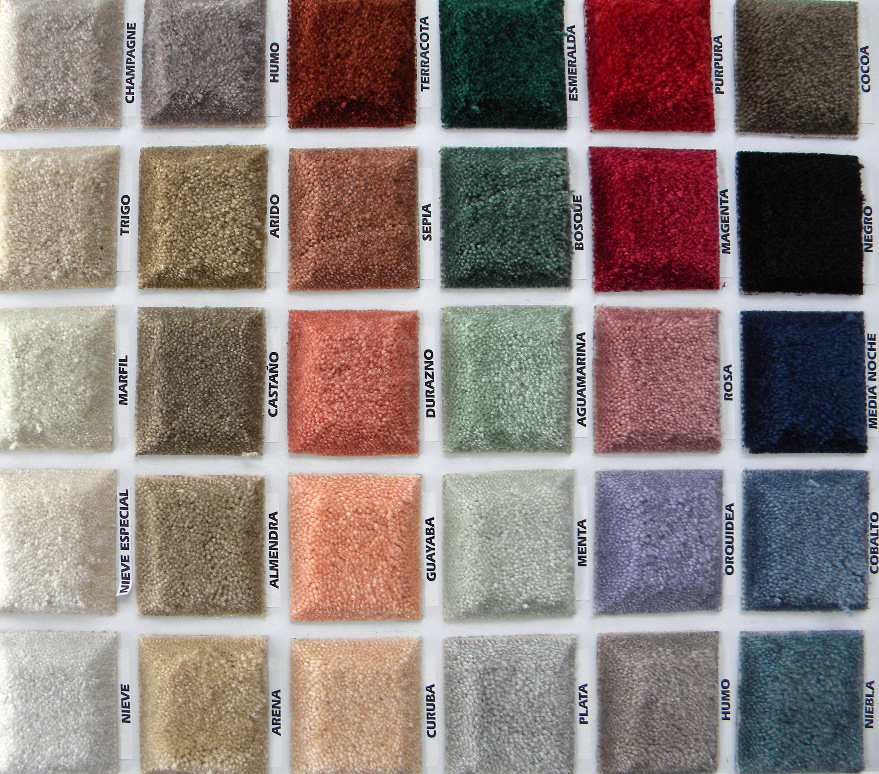 Alfombras residenciales acabados 138 for Valor alfombra